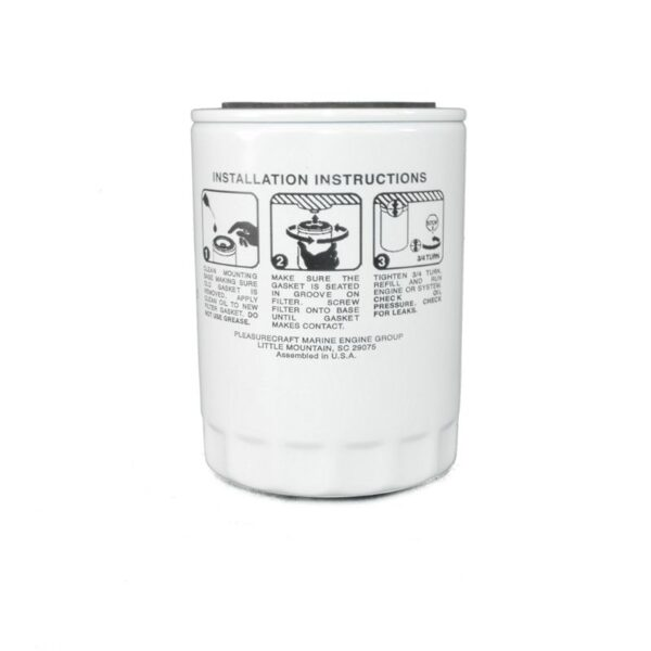 OIL FILTER, PCM - R077001